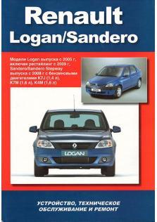 Renault Logan, Sandero с 2005 года (+ рестайлинг 2009 года)