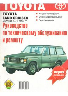 Toyota Land Cruiser с 1974 по 1989 год