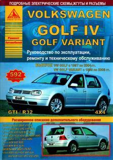 Volkswagen Golf 4, Golf Variant с 1997 по 2006 год