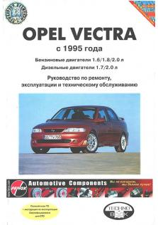 Opel Vectra с 1995 года