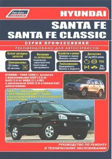 Santa Fe с 2000 года по 2006