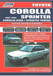 Toyota Corolla c 1987