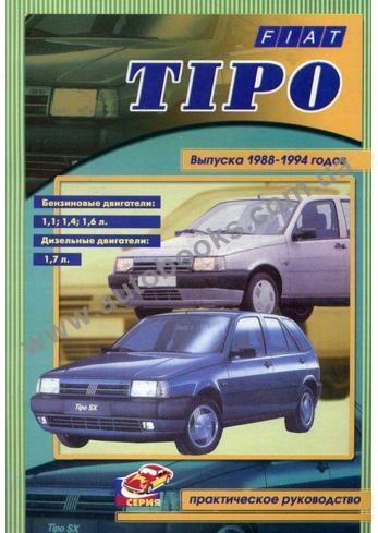 Tipo с 1988 года по 1994
