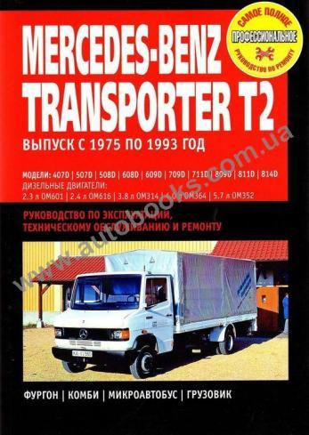 Transporter с 1975 года по 1993