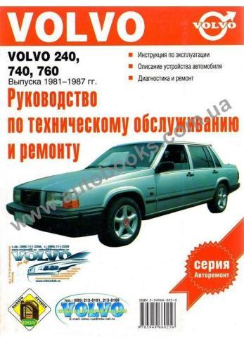 240-740-760 с 1981 года по 1987