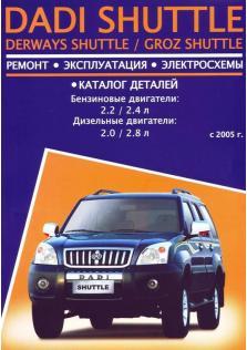 Shuttle с 2005 года