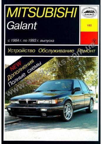 Galant с 1984 года по 1993