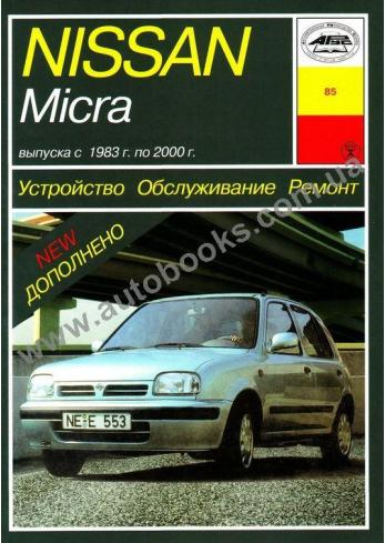 Micra с 1983 года по 2000