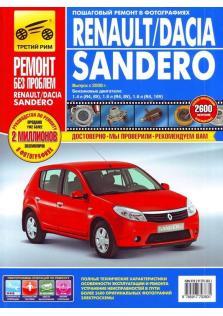 RENAULT-Sandero-Sandero с 2008 года