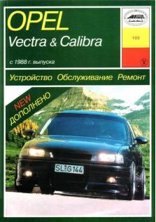 Vectra-Calibra с 1988 года