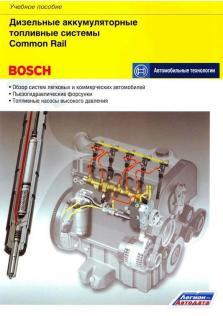Дизельные аккумуляторные топливные системы Common Rail