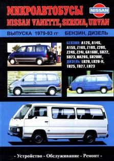 Vanette с 1979 года по 1993