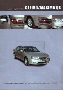 Maxima-Cefiro с 1998 года по 2002