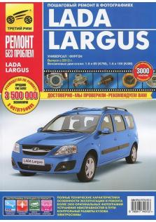 RENAULT-ВАЗ-Logan-Logan-Largus с 2012 года