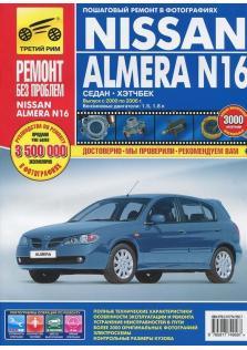 Almera с 2000 года по 2006