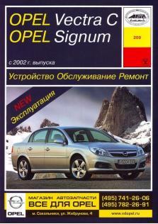 Signum-Vectra с 2002 года