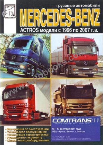 Actros с 1996 года