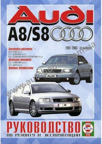 A8 с 1997 года по 2003