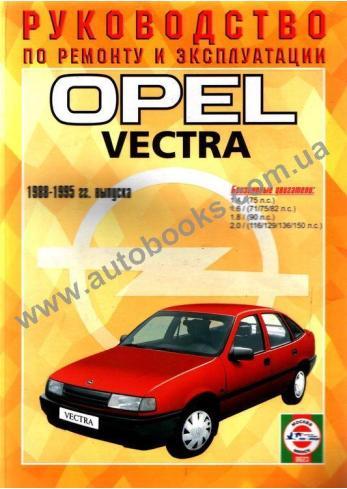 Vectra с 1988 года по 1995