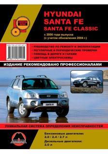 Hyundai Santa Fe / Santa Fe Classic c 2000 года