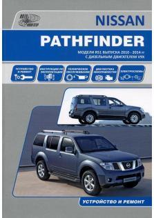 Nissan Pathfinder с 2010