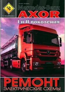 MERCEDES-BENZ AXOR I / AXOR II