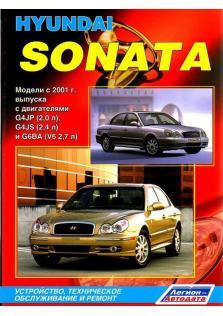 Sonata с 2001 года