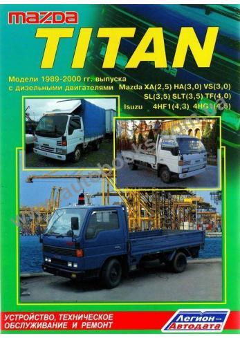Titan с 1989 года по 2000