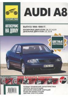 Audi A8 с 1994 по 1999 г.в.