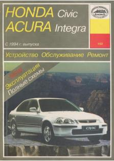 Honda Civic / Acura Integra с 1994 года