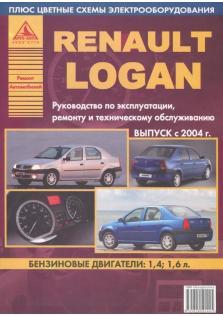Renault Logan с 2004 года