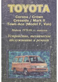 Toyota Corona / Crown / Cressida / Mark ll