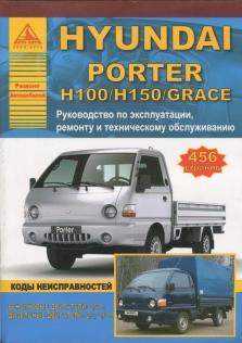 Руководство по ремонту. эксплуатации и техническому обслуживанию Hyundai Porter / H100 / Н150 / Grace