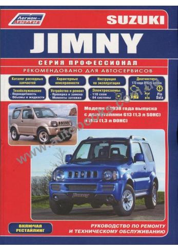 Jimny с 1998 года