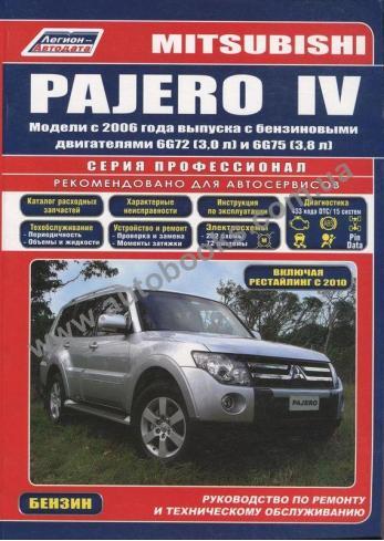Pajero с 2006 года