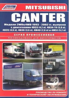 Canter с 1993 года