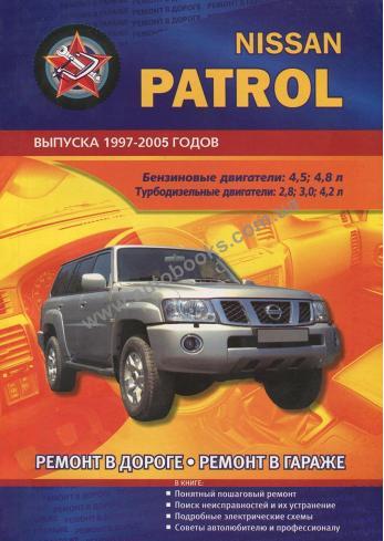 Patrol с 1997 года по 2005