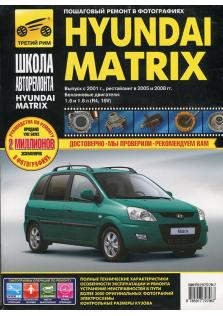 Hyundai Matrix с 2001 года (+ рестайлинг 2005 и 2008 года)