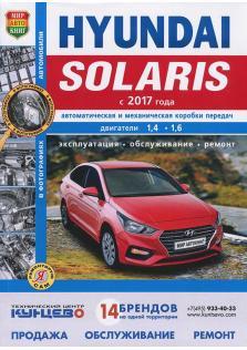 Hyundai Solaris с 2017 года