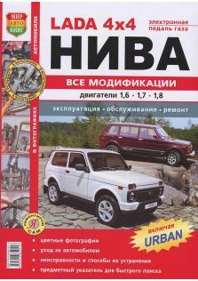 ВАЗ 21213 (Lada 4x4)