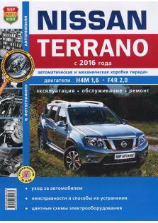 Nissan Terrano с 2016 года