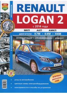 Renault Logan 2 с 2014 года