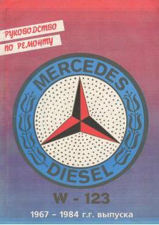 Mercedes-Benz W123 с 1967 по 1984 года