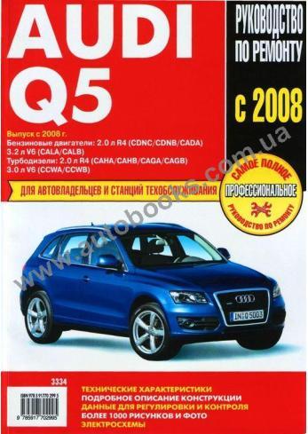 Q5 с 2008 года