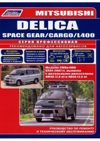 L400-Delica-Space Gear-Cargo с 1994 года