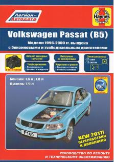 Volkswagen Passat (B5) с 1996 по 200 год
