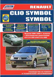 Clio-Symbol с 2000 года