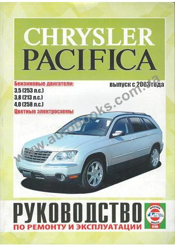Chrysler Pacifica с 2003 года