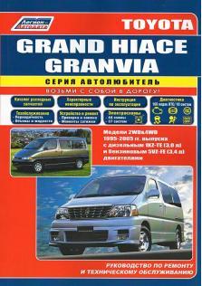 Toyota Grand Hiace, Granvia с 1995 по 2005 года