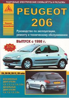 Peugeot 206 с 1998 года